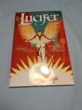 DC Comics Lucifer Cold Heaven Holly Black  Like   New