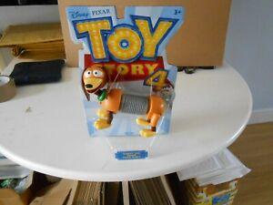 Disney Pixar Toy Story 4 Poseable Figure - SLINKY DOG*BRAND NEW*