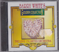 Love Unlimited Orchestra  Barry White's Golden Collection Vol.1 CD NEU + OVP