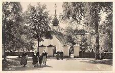 B95751 dalarna  sweden  real photo