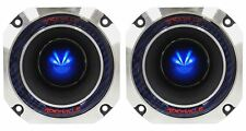 "Pair Rockville RT4 2"" 240w Car Tweeters CEA Compliant Titanium Compression Horn"
