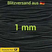 3,33 € // m Meterware Qualitäts- Gummilitze Gummiband Breite: 20mm 24 Farben
