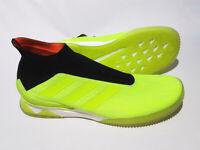 Adidas Size 12 Predator Tango 18+ TR Boost Soccer Trainer Solar Yellow AQ0601