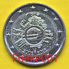 België - Belgique - 2 euro 2012 comm.(10 jaar euro cash)
