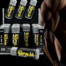 FA XTREME NAPALM IGNITER SHOT 20X60ml !! HIGH Energy booster PRE-WORKOUT SHOTS !