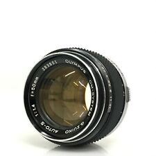 [AS-IS] OLYMPUS OM-System 50mm F1.4 Lens from Japan [KC]