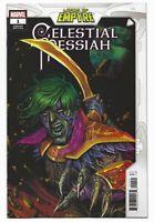 Lords of Empyre Celestial Messiah #1 2020 Unread Cassara Variant Marvel Comics