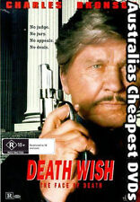 Death Wish 5 - The Face Of Death DVD NEW, FREE POSTAGE WITHIN AUSTRALIA REG ALL