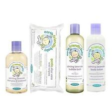 Earth Friendly Baby Body Wash Shampoo Baby Lotion Eco wipes & Massage Oil