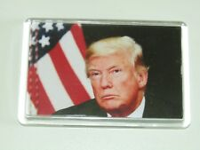 President Donald Trump United States of America Stars and Stripes Fridge Magnet