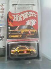 2020 Hot Wheels RLC Exclusive '71 Datsun 510 Red Line Club #05783/15000