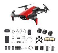 DJI Mavic Air - Flame Red Drone - Fly More COMBO - 4K Camera