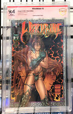WITCHBLADE #5 (1996) - CBCS Grade 9.4 - Verified Signature Michael Turner!