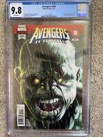 Avengers #184 9.8 CGC 1st Appearance Of Immortal Hulk KEY!