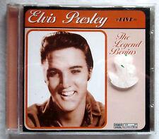"""CD ELVIS PRESLEY """"Live"""" - The Legend Begins"""