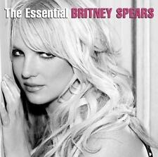BRITNEY SPEARS (ESSENTIAL - GREATEST HITS 2CD SET SEALED + FREE POST)