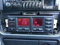 V4 AUDI A4 B5 A/C HEATER CLIMATE CONTROL UNIT 5HB006500-11 8D0820043H *TESTED*