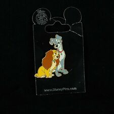 Walt Disney's - Lady and the Tramp - Lady & Tramp - Disney Pin 45634