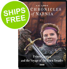 The Chronicles of Narnia Prince Caspian and The Voyage of the Dawn Treader BBC