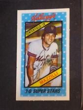1980 Kelloggs 3-D Lee Mazzilli #38 Mets NM/MT 004