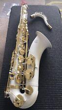 Saxophone ténor Ghost laquée blanc