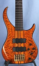 "Peavey Cirrus ""Tiger Eye"" 5-String Active Bass - w/ HSC"