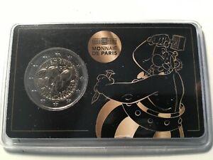 2 EURO FRANCE ASTERIX OBELIX 2019 COMMEMORATIVE NEUVE