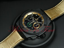 "Hublot Big Bang King Power ""Usain Bolt"" 48mm Black Ceramic 703.CI.1129.NR.USB12"