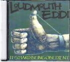 (BU74) Loudmouth Eddi, It's Hard Being Obedient - DJ CD