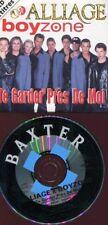 """ALLIAGE BOYZONE """"Te garder près de moi"""" (CD Single) '97"""