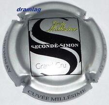 new!! capsule de champagne doury philippe cuvée blender blanc n°41a cotée 2  !