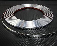 6mm ( 0,6 cm ) x 2m CHROME CAR STYLING MOULDING STRIP TRIM ADHESIVE