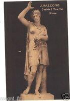 Art - cpa - Amazone par Sosicles - Musée du Vatican - Rome (H8801)