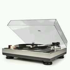 New Crosley C100 Silver 2 speed record player   60's style turntables avail 🎵🎶