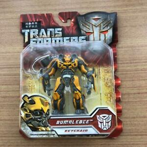 Transformers Bumblebee key chain Takara Japan Free Shipping New Rare Unopened