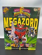 Bandai 2260 Power Rangers Deluxe Megazord Action Figure- Missing Sword