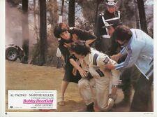 AL PACINO  ANNY DUPEREY BOBBY DEERFIELD 1977 VINTAGE LOBBY CARD ORIGINAL #4