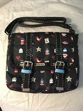 Brand New Lesportsac Residence In Artist Knicknack Small Crossbody Hard To Find