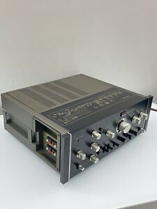 LEGENDARY! SANSUI AU 9900 MONSTER INT AMP RARE FULLY SERVICED AWESOME SOUND MINT