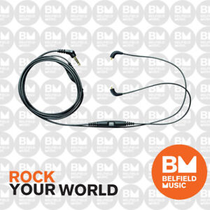 Shure RMCE-UNI Cable for SE Earphones w/ Remote + Mic for iOS & Android