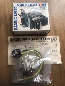 NEW VINTAGE TAMIYA Speed Controller 5172 EMF Super Champ Ford C100 Tornado RM MK