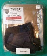 NEW Telor Tactical T-Fit Ankle Holster COMPACT TTTF-70009 RIGHT HAND W/ Insert
