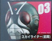 Masked Kamen Sky Rider Mask Collection Vol.4 Head Helmet 1/6 Display Stand # 03