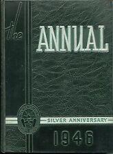 1946 Annual - Wilkinsburg (PA) High School Yearbook