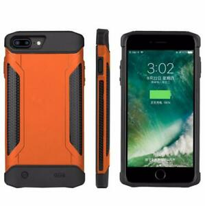 Shockproof Battery Case For iPhone 6 6S 7 8 Plus PowerBank Charger Armor 5000mAh