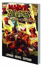 Marvel Zombies vs Army Of Darkness GN John Layman Suydam Ash Evil Dead New VF