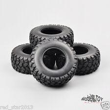 4pcs RC 1:10 Scale Short Course Truck Rubber Tires For TRAXXAS SLASH HPI HSP