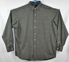 Polo Ralph Lauren  100% Cotton Lowell Sport  Shirt Size XL