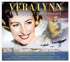 VERA LYNN - THE FORCES' SWEETHEART - ULTIMATE COLLECTION  (NEW SEALED 3CD)