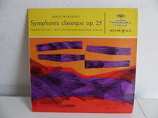PROKOFIEFF Symphonie classique OP25 FRICSAYRias symphony Orch Berlin 30212